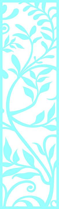 抽象边框镂空花纹参考