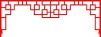 木框边框镂空木雕参考图