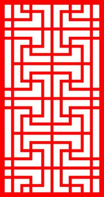 中国古典花格窗