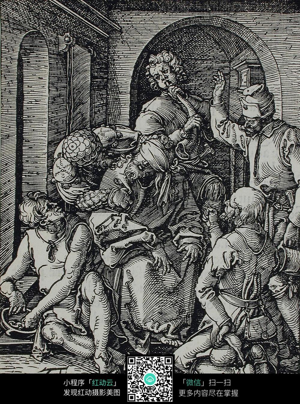 欧式复古文艺图片