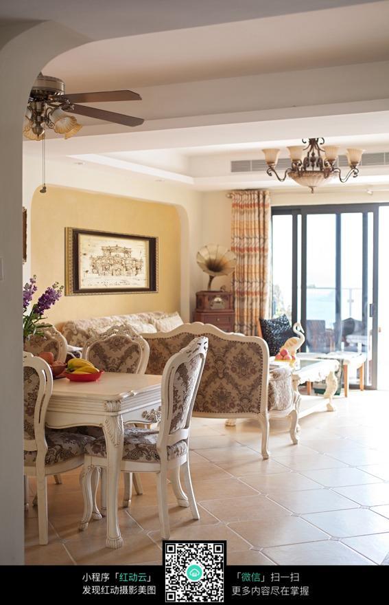 欧式家具图片_室内设计图片