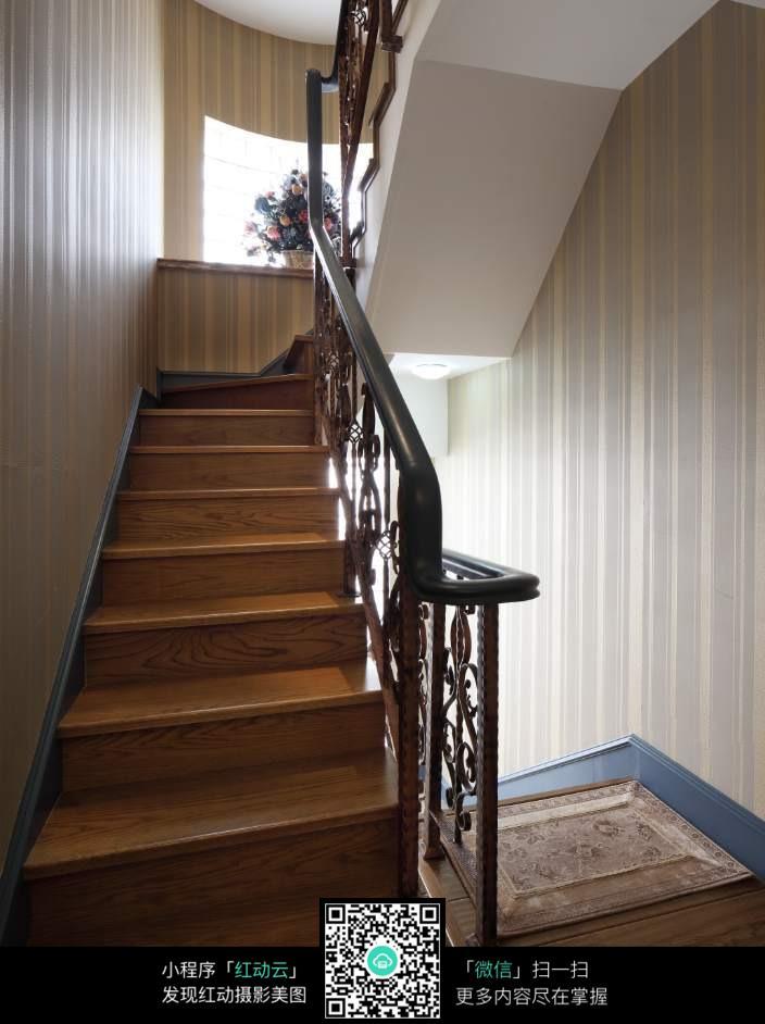 室内楼梯_室内设计图片