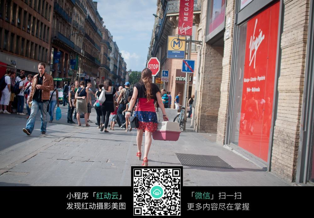 街景图片素材图片图片