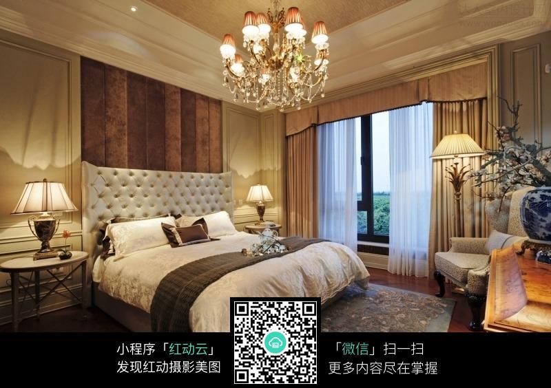 温馨唯美室内卧室效果图片