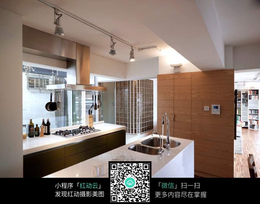 免费素材 图片素材 环境居住 室内设计 白色洗手池图片素材