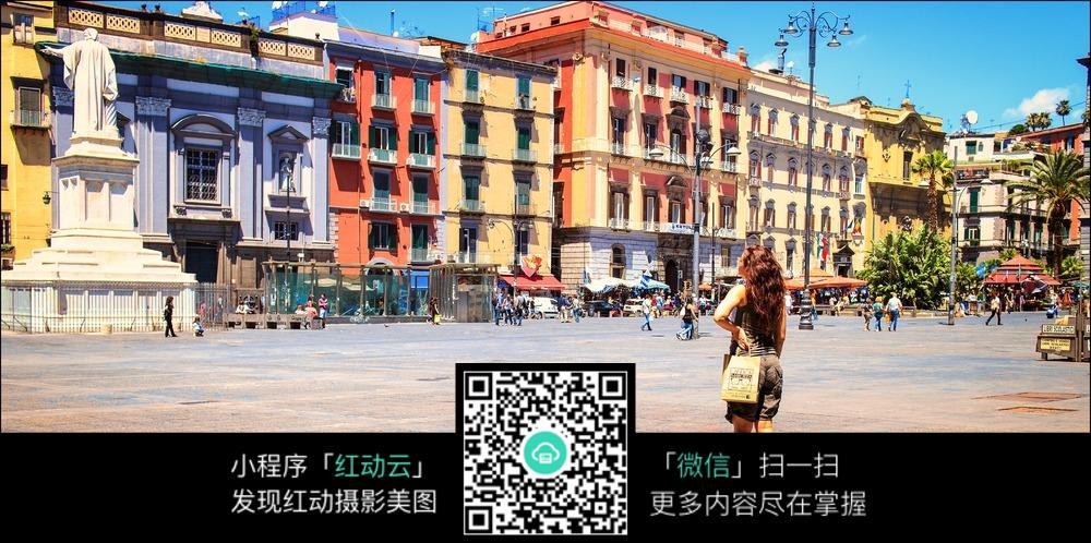 精美欧洲城市街道风景照片图片免费下载 编号5294652 红动网图片