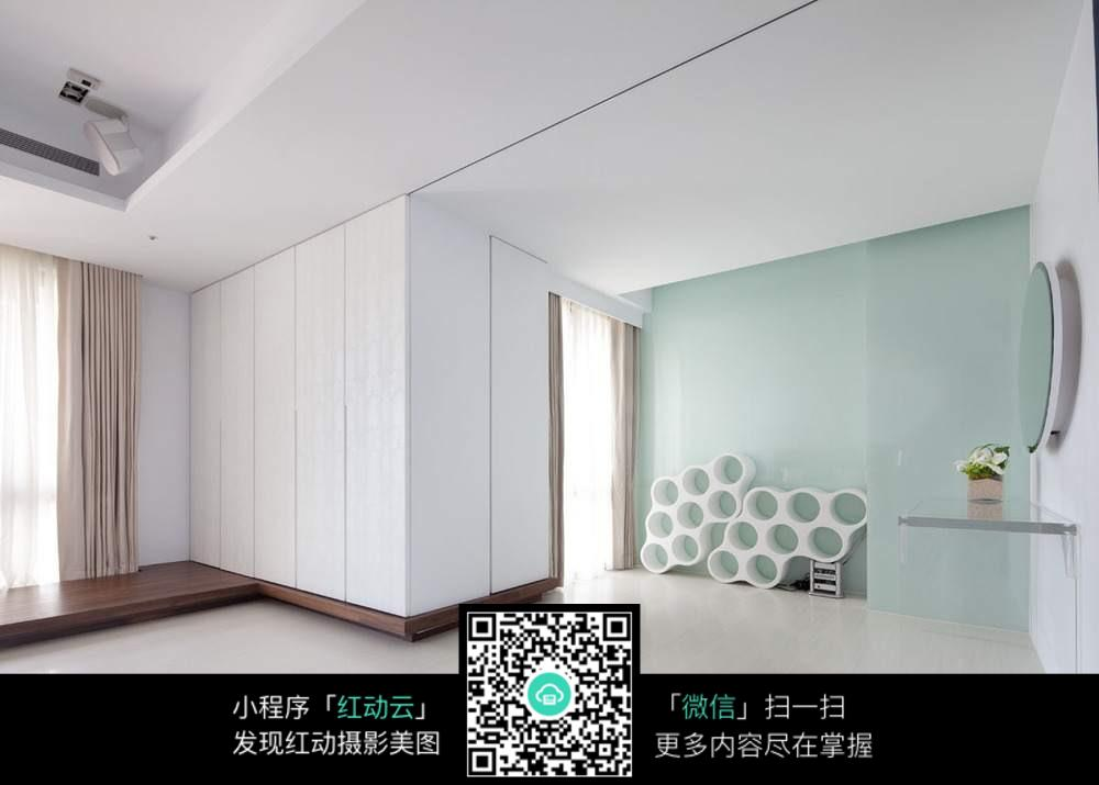 房间简单电路图