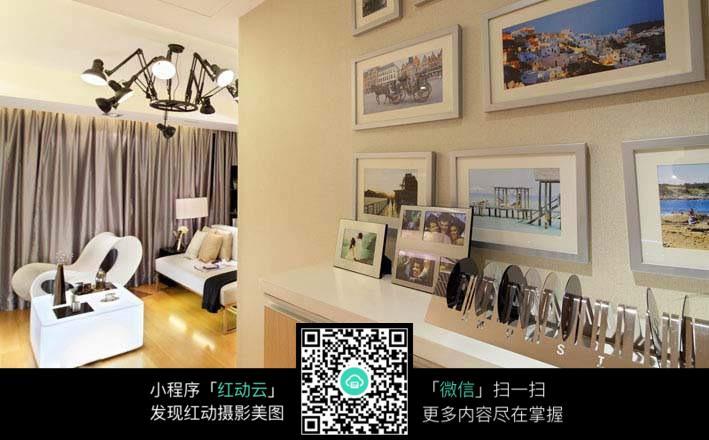 欧式玄关图片_室内设计图片