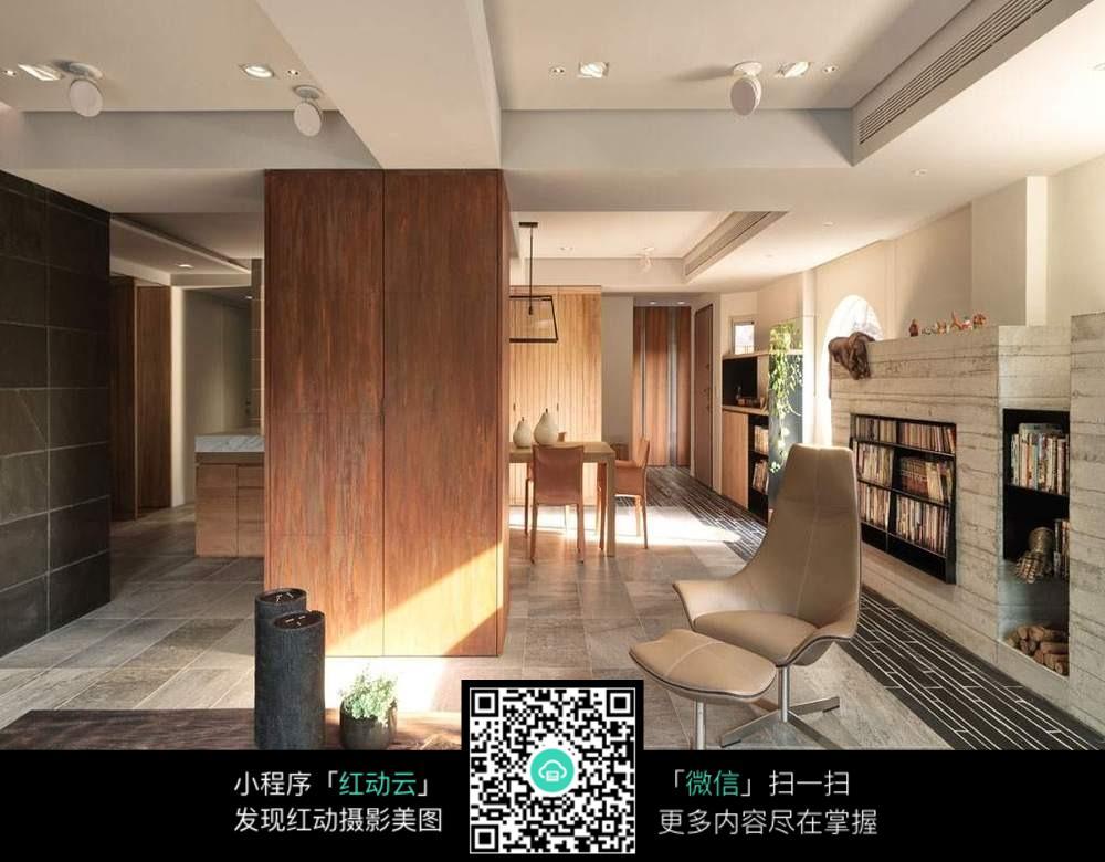 室内休闲区创意设计图片