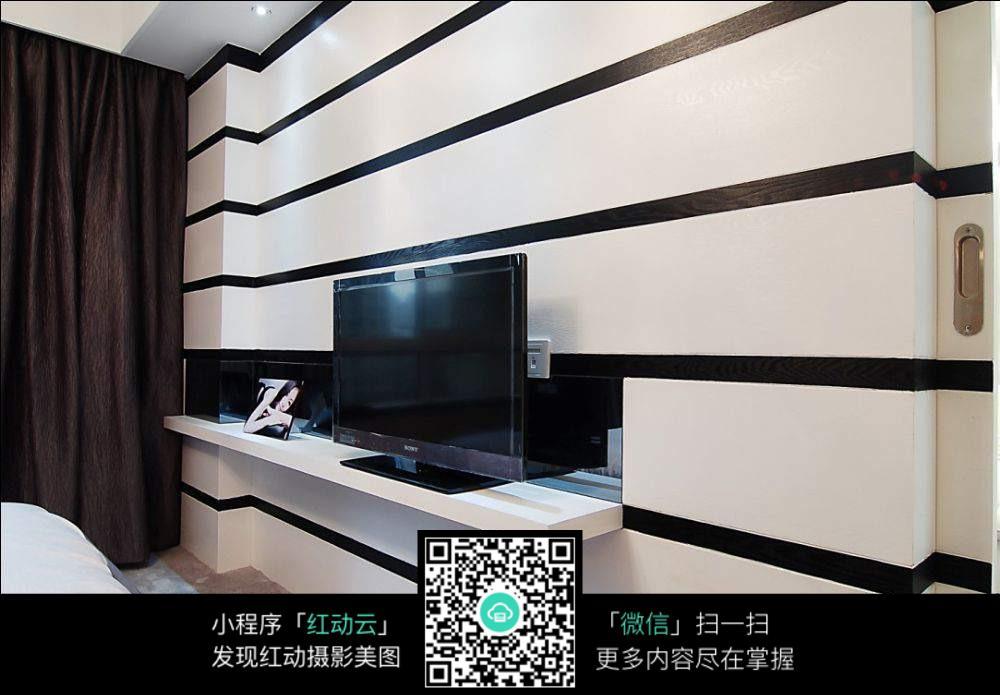 卧室电视背景墙设计