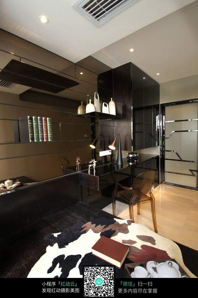 创意客厅室内装修设计效果图