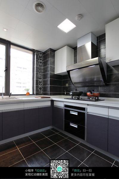 厨房一角_室内设计图片