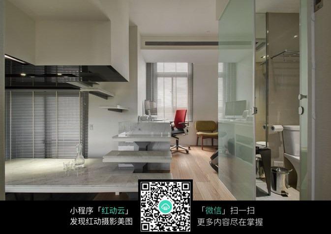 房间浴室设计图片