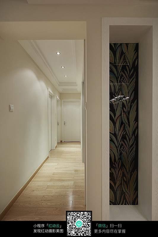 平房走廊设计图片
