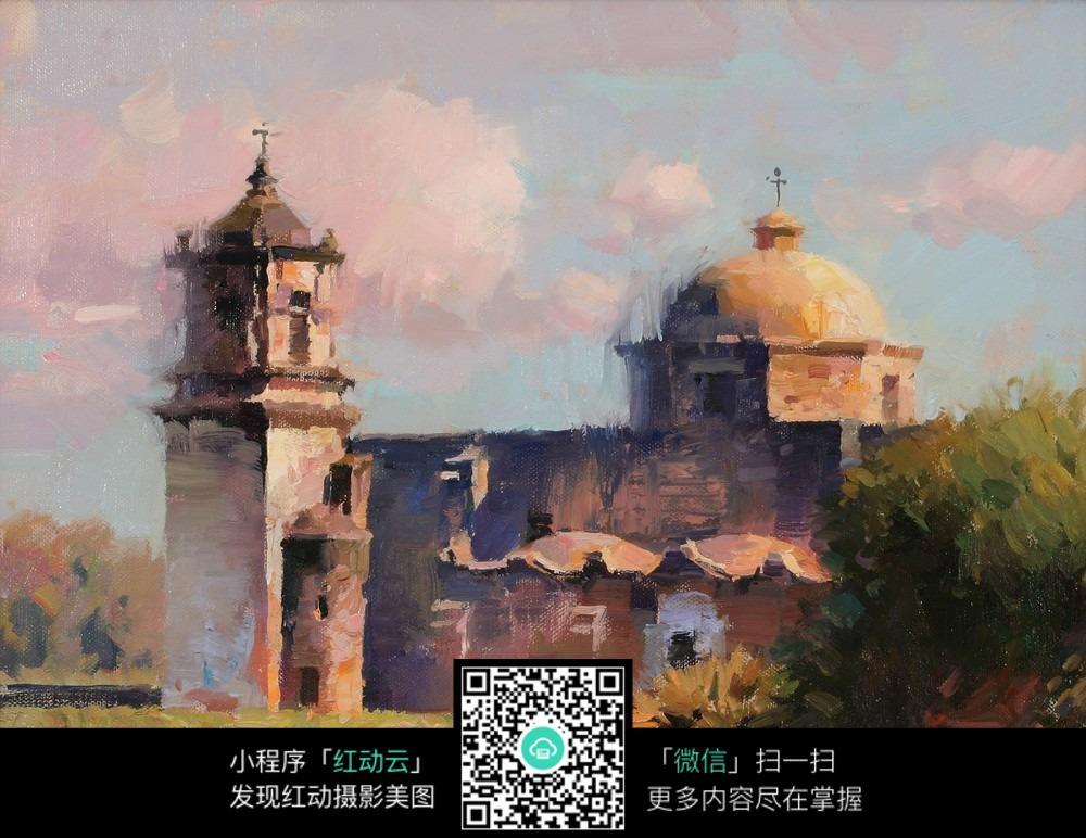 欧洲古堡建筑唯美风景图片免费下载 编号5303676 红动网