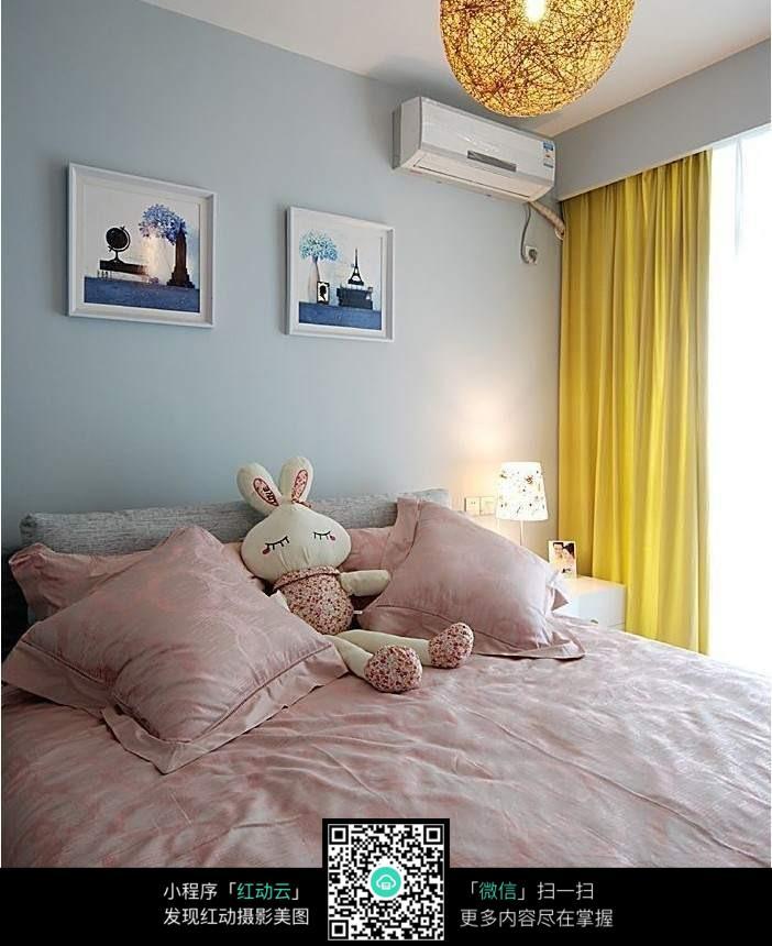 少女系房间装修效果图图片
