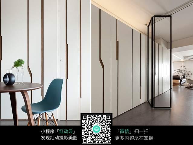 室内玄关设计效果图