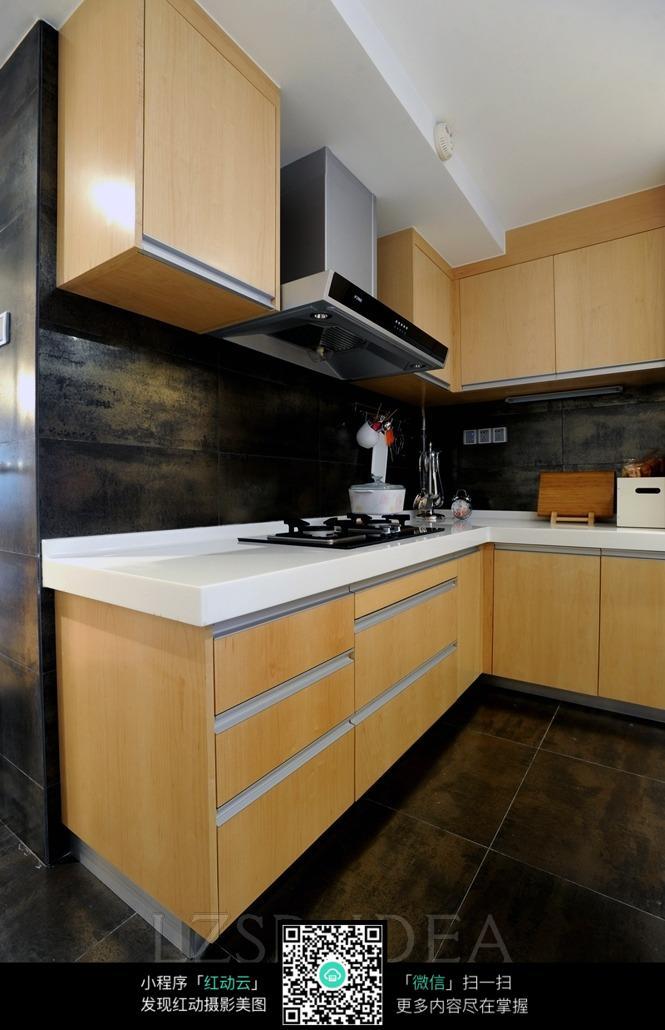 免费素材图片厨房素材v厨房室内设计整体橱柜的环境效果图请您绘制平面图吗