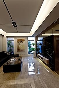 豪华大气的客厅图片_室内设计图片图片
