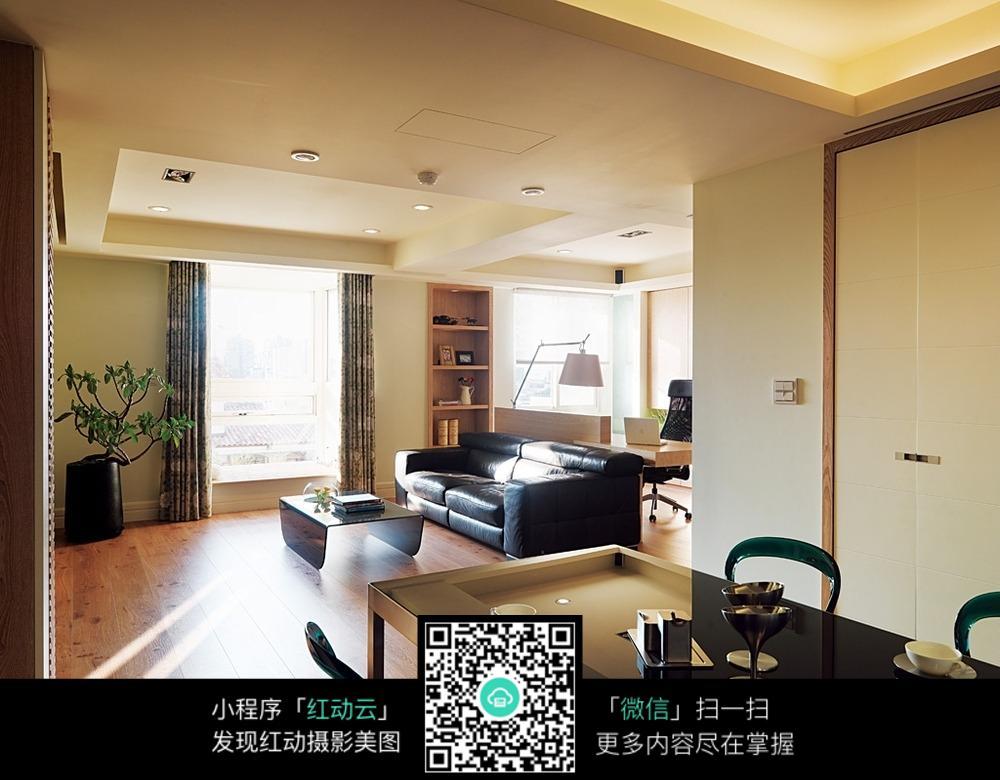 黄色地板图片素材_室内设计图片