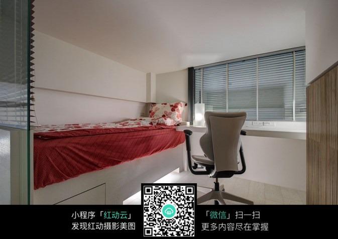 省空间创意卧室室内装修效果图图片
