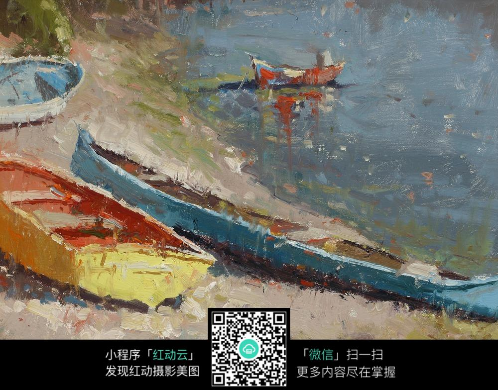 小木舟图片