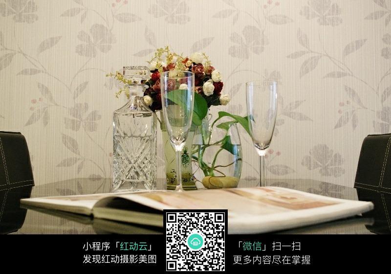 餐桌一角_室内设计图片