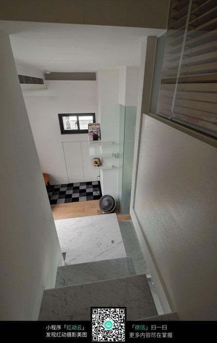 创意瓷砖楼梯室内装修设计