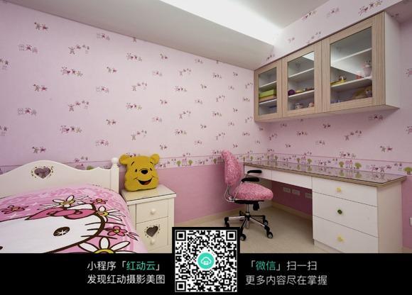 儿童房_室内设计图片