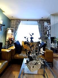 高档家居客厅装饰花