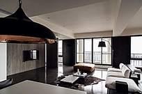 高档家居装饰客厅效果图