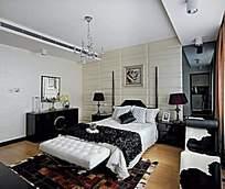 豪华家居卧室装饰设计