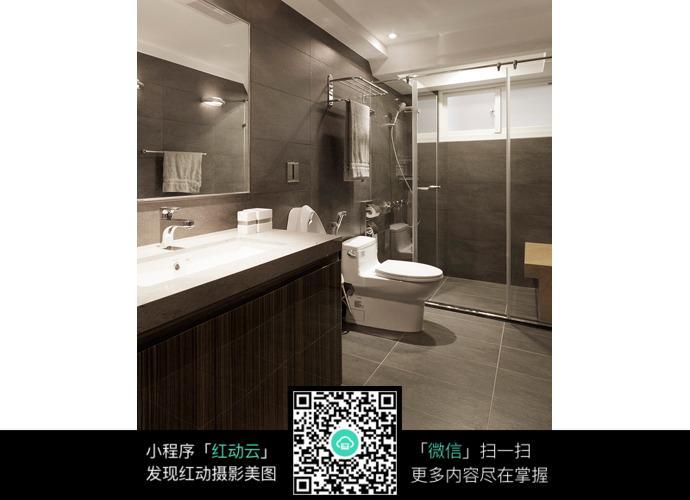 室内卫生间设计效果图图片