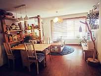 时尚家居餐桌装饰设计