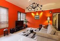 时尚家居客厅装饰设计