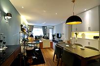时尚家居客厅装饰效果图