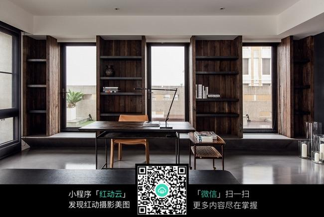 古风客厅设计图片_室内设计图片