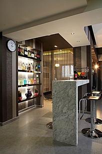 家居装饰酒柜设计