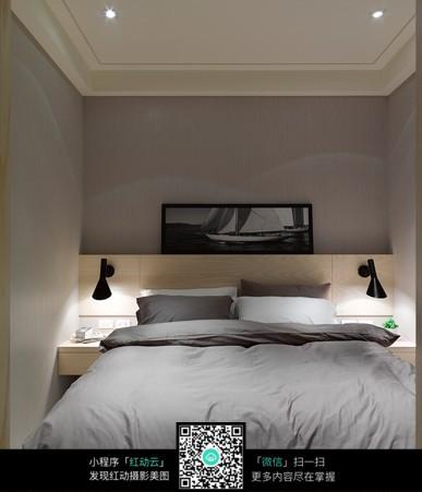 简单大方的卧室设计