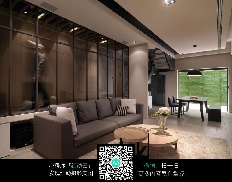 室内客厅设计效果图