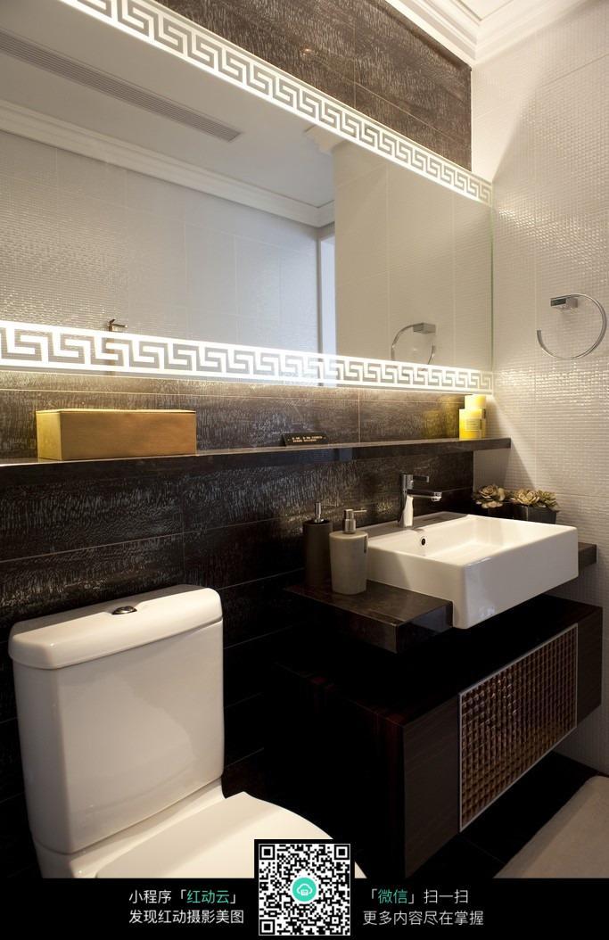 室内设计卫生间手绘图片大全展示