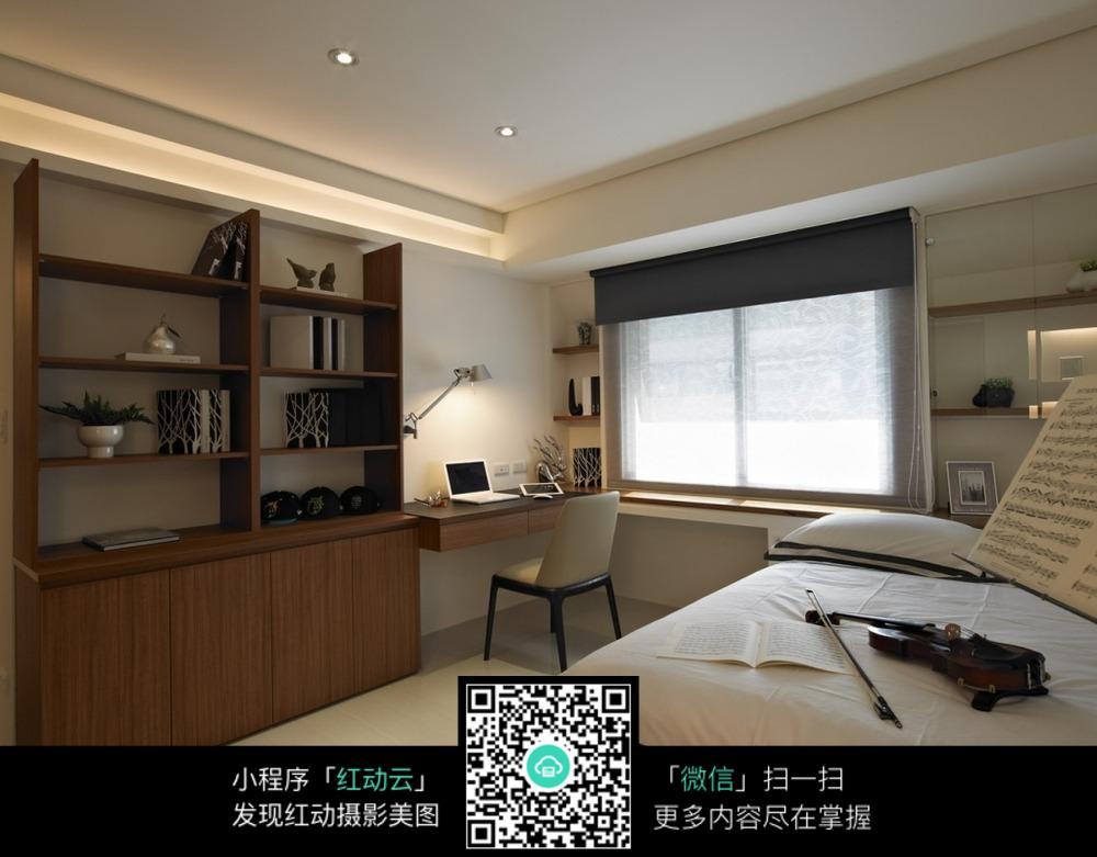 室内卧室设计效果图图片免费下载 编号5332540 红动网