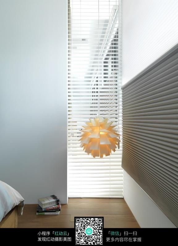 室内设计效果图 卧室一角效果图