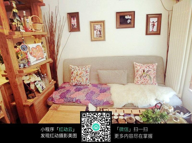 卡通房间_室内设计图片