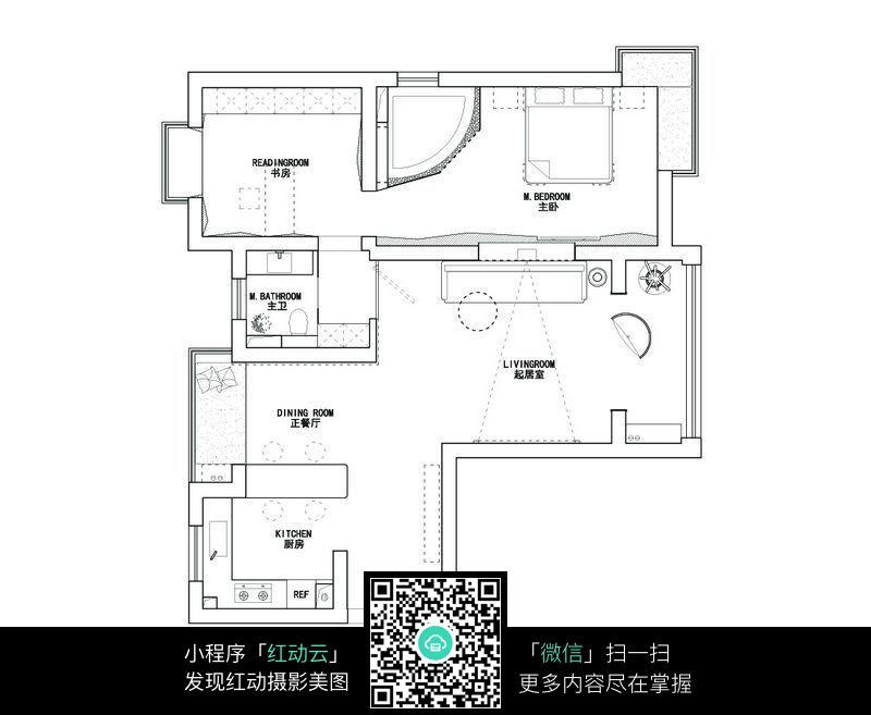 家居平面图设计