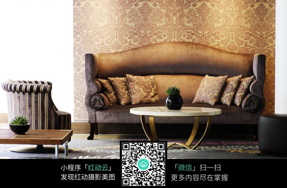 沙发设计图片_室内设计图片