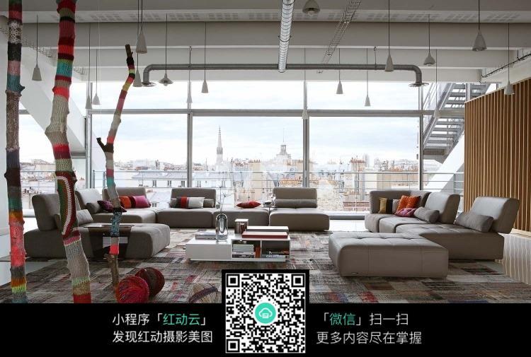 免费素材 图片素材 环境居住 室内设计 树枝装饰图片素材  请您分享