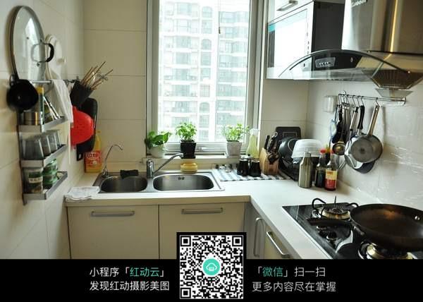 厨房一角图片_室内设计图片图片