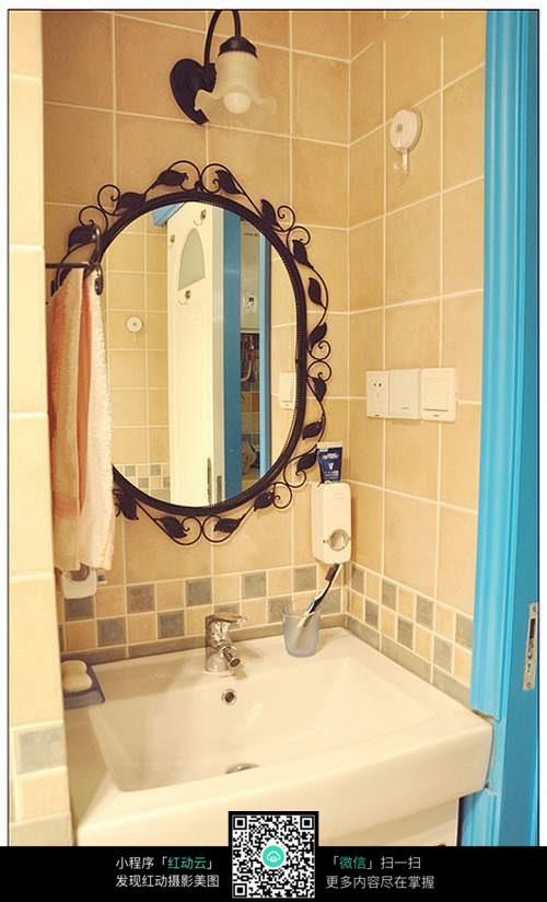 小户型洗手间效果_室内设计图片