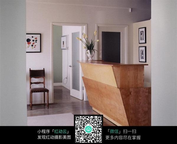 木制吧台设计